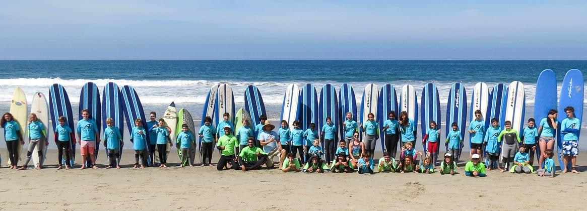 Summer Surf Camps Santa Monica Manhattan Beach Redondo Beach