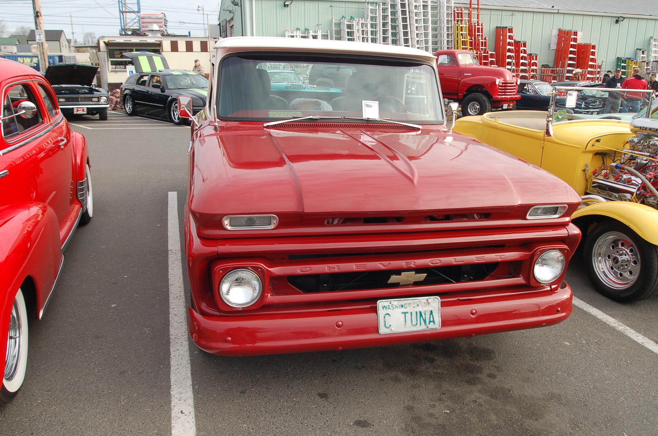 Larry Birdsey Chevy pickup.JPG