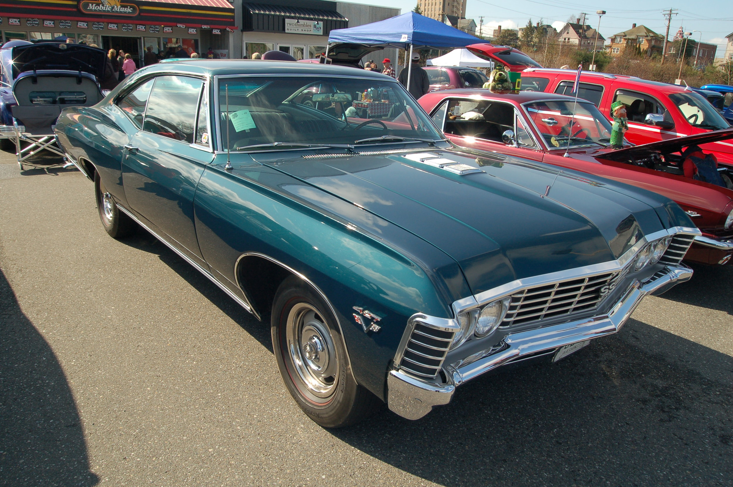 Ole Anderson 67 Impala SS.JPG