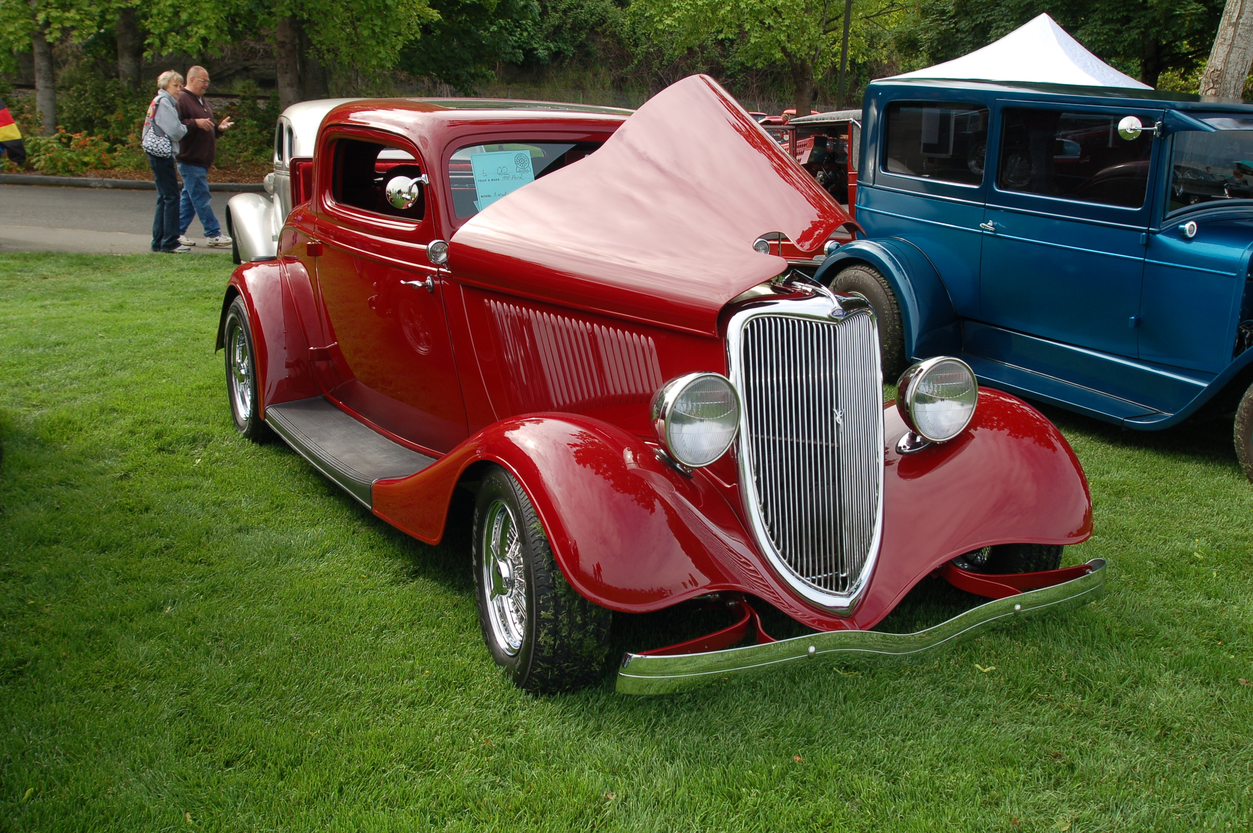 Clayton George 34 Ford coupe.JPG