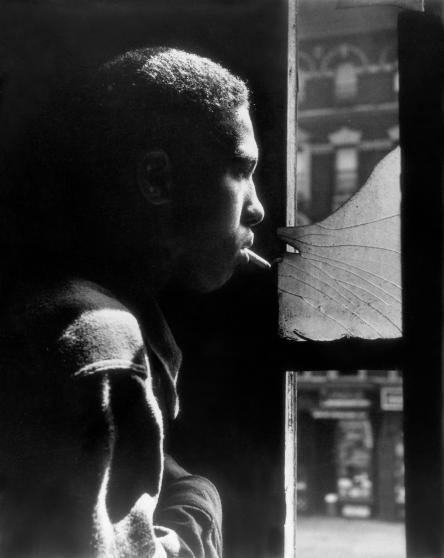 Harlem Gang Leader. Copyright The Gordon Parks Foundation