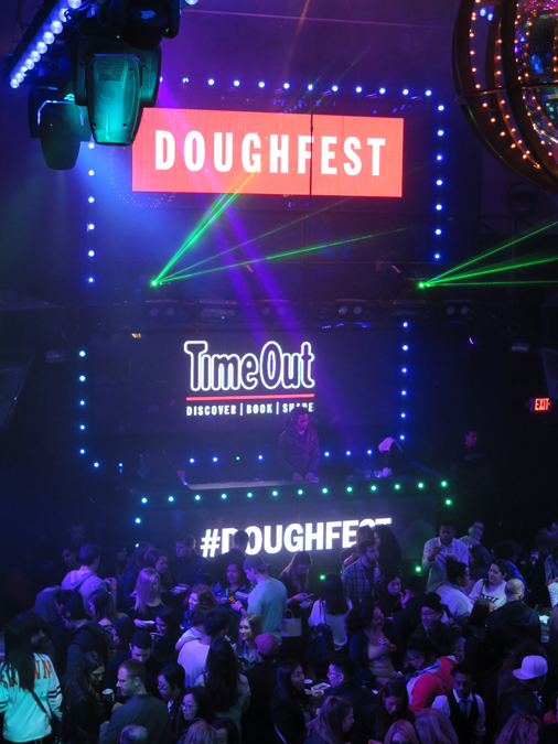 Doughfest TimeOut