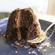 Magiczne ciasto czekoladowo kokosowe (bez mąki)