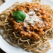 Spaghetti bolognese (codzienne, uproszczone)
