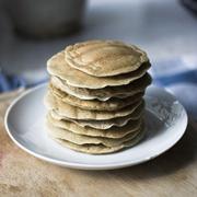Żytnie (razowe) pancakes