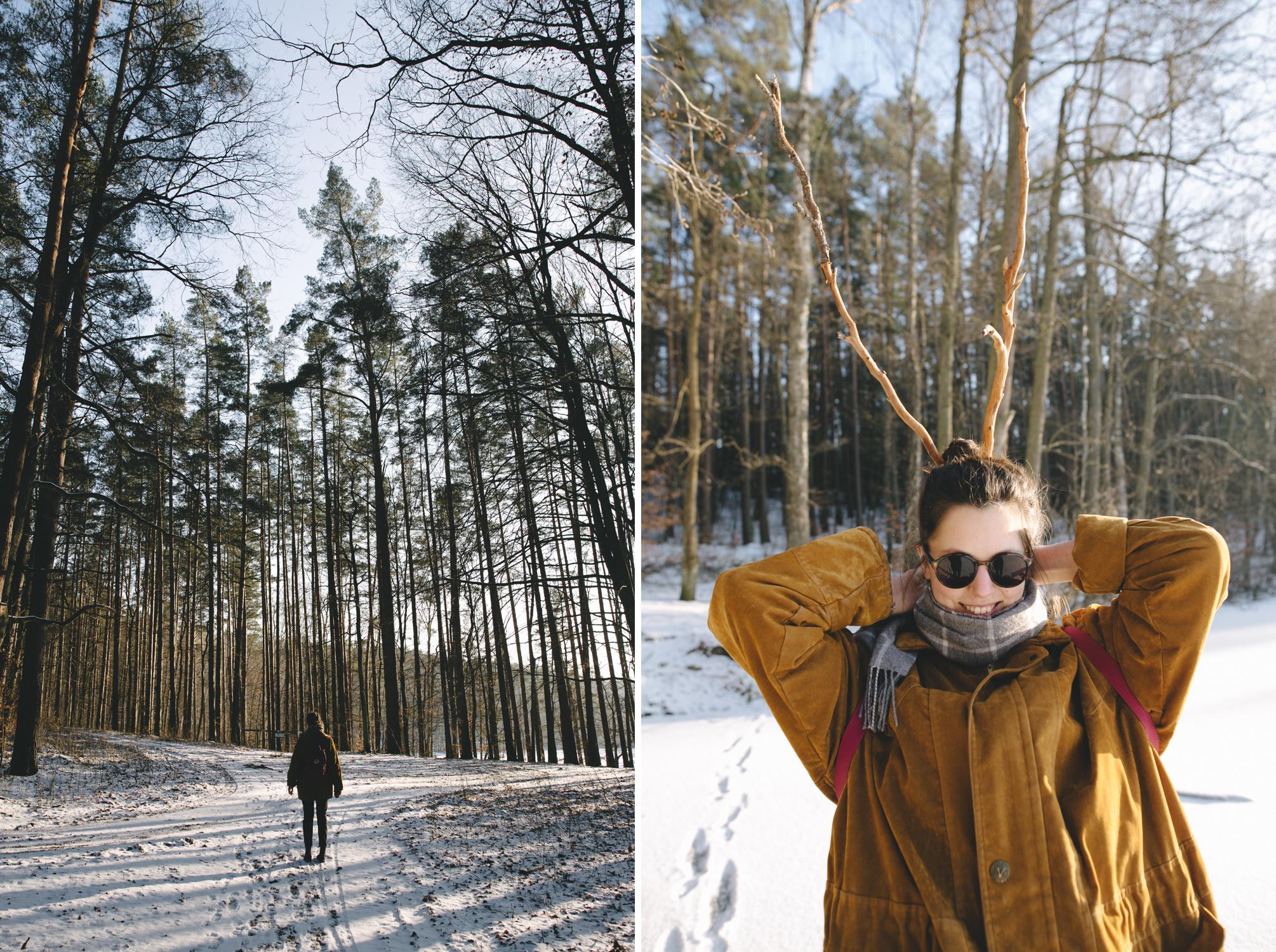 zimowa marianka
