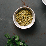 Prażone pestki dyni z sumakiem