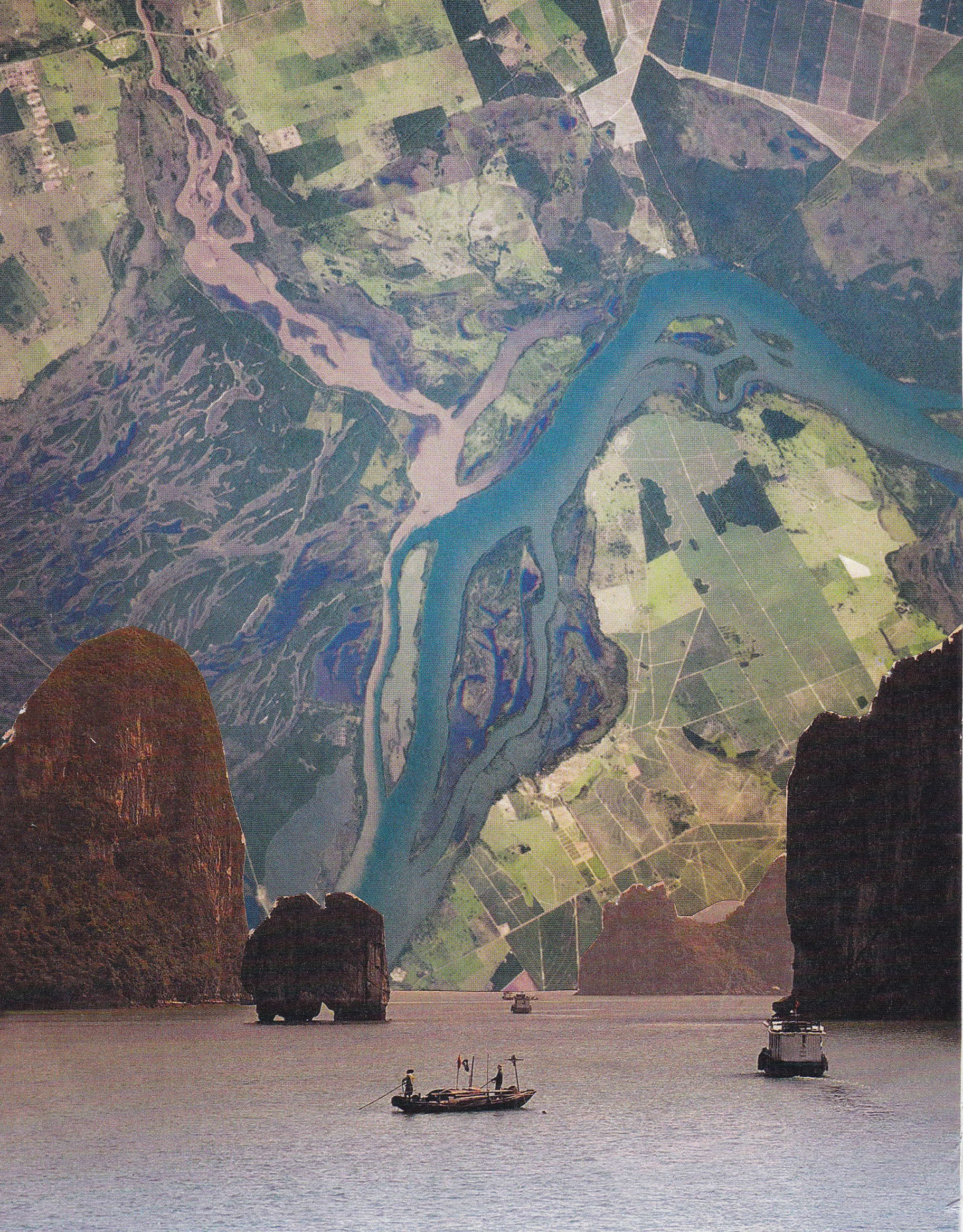 """""""The River That Runs North"""" by Steven Westbrook"""