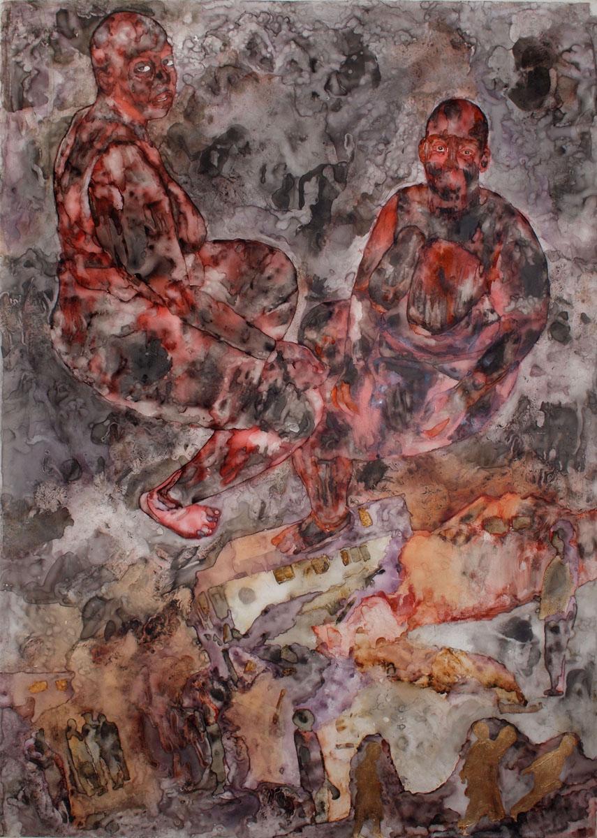 """Untitled 1"" by Florine Demosthene"