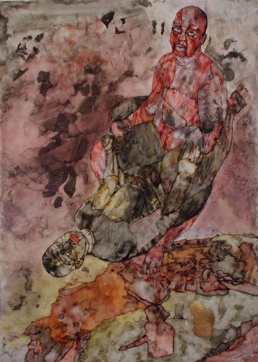 """Untitled 2"" by Florine Demosthene"