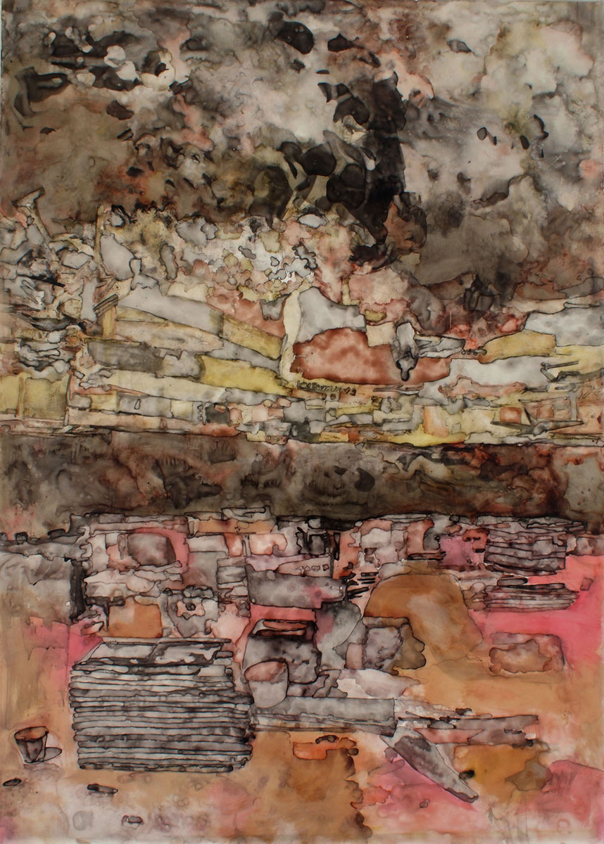 """Untitled 3"" by Florine Demosthene"