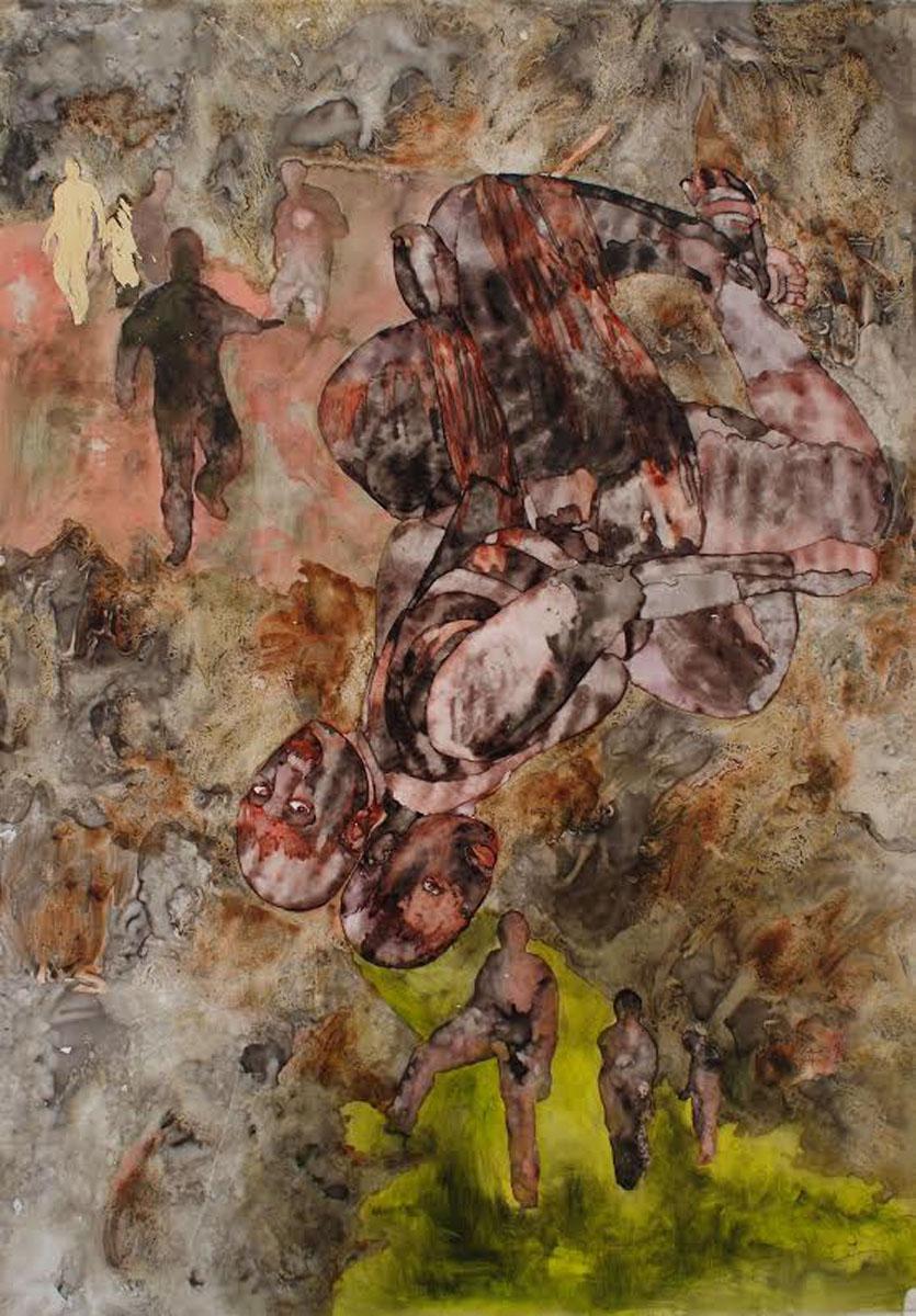 """Untitled 4"" by Florine Demosthene"