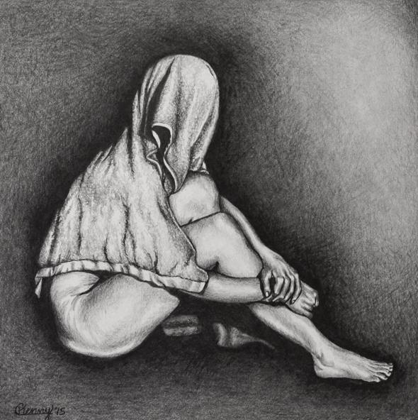 """""""Hiding"""" by Courtney Kenny Porto"""
