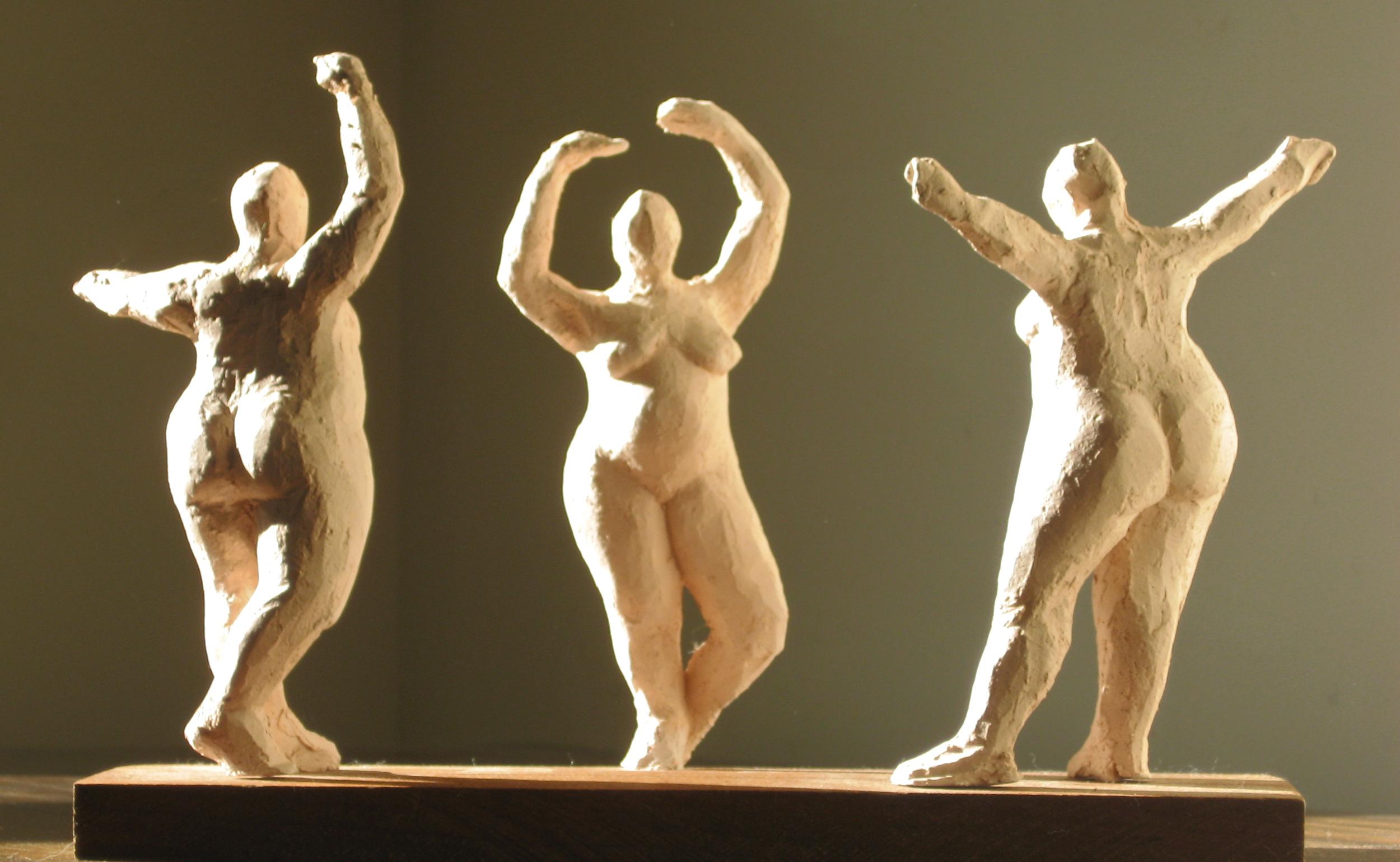 """Three Graces"" by Deborah Dendler"