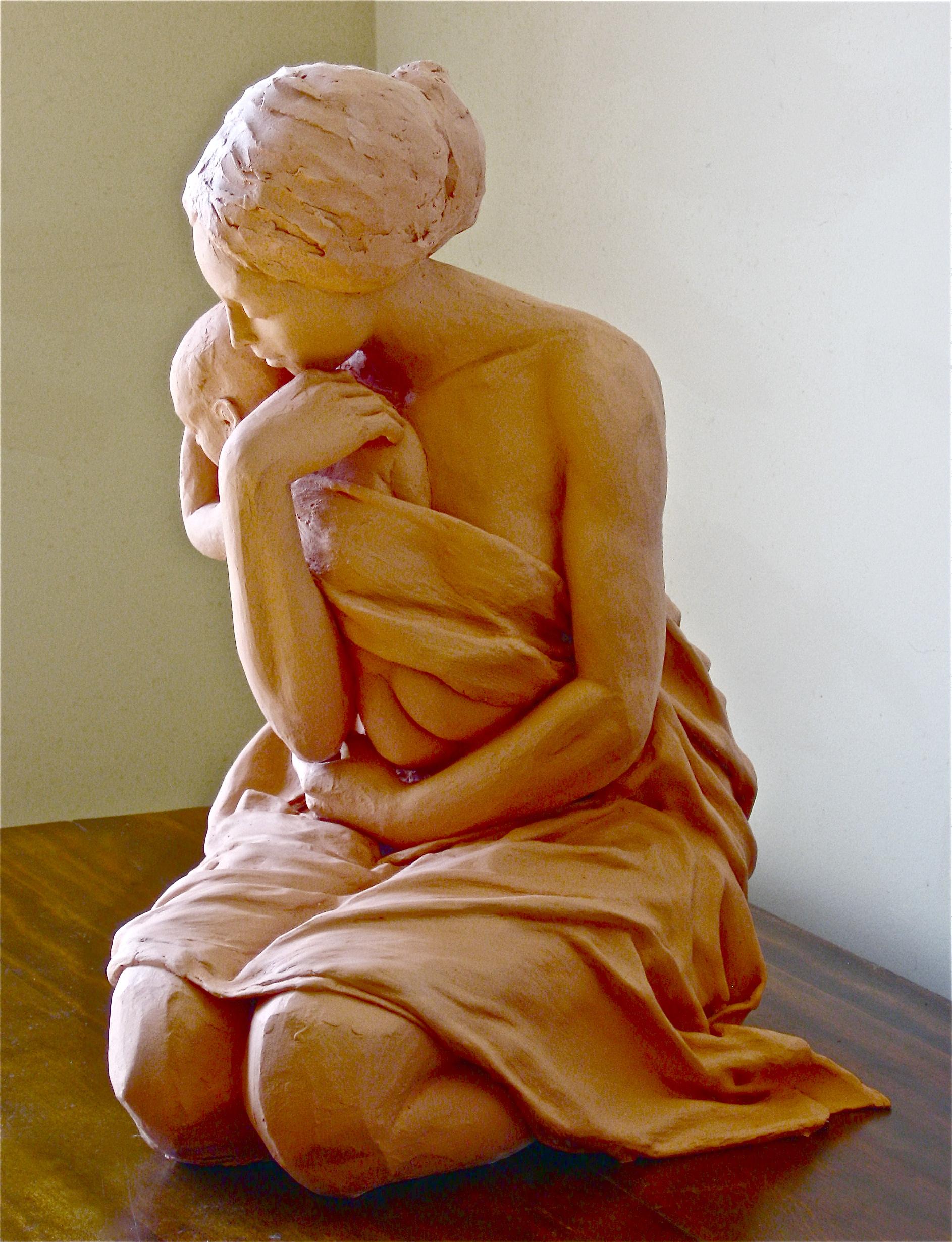 """""""After the Bath"""" by Deborah Dendler"""