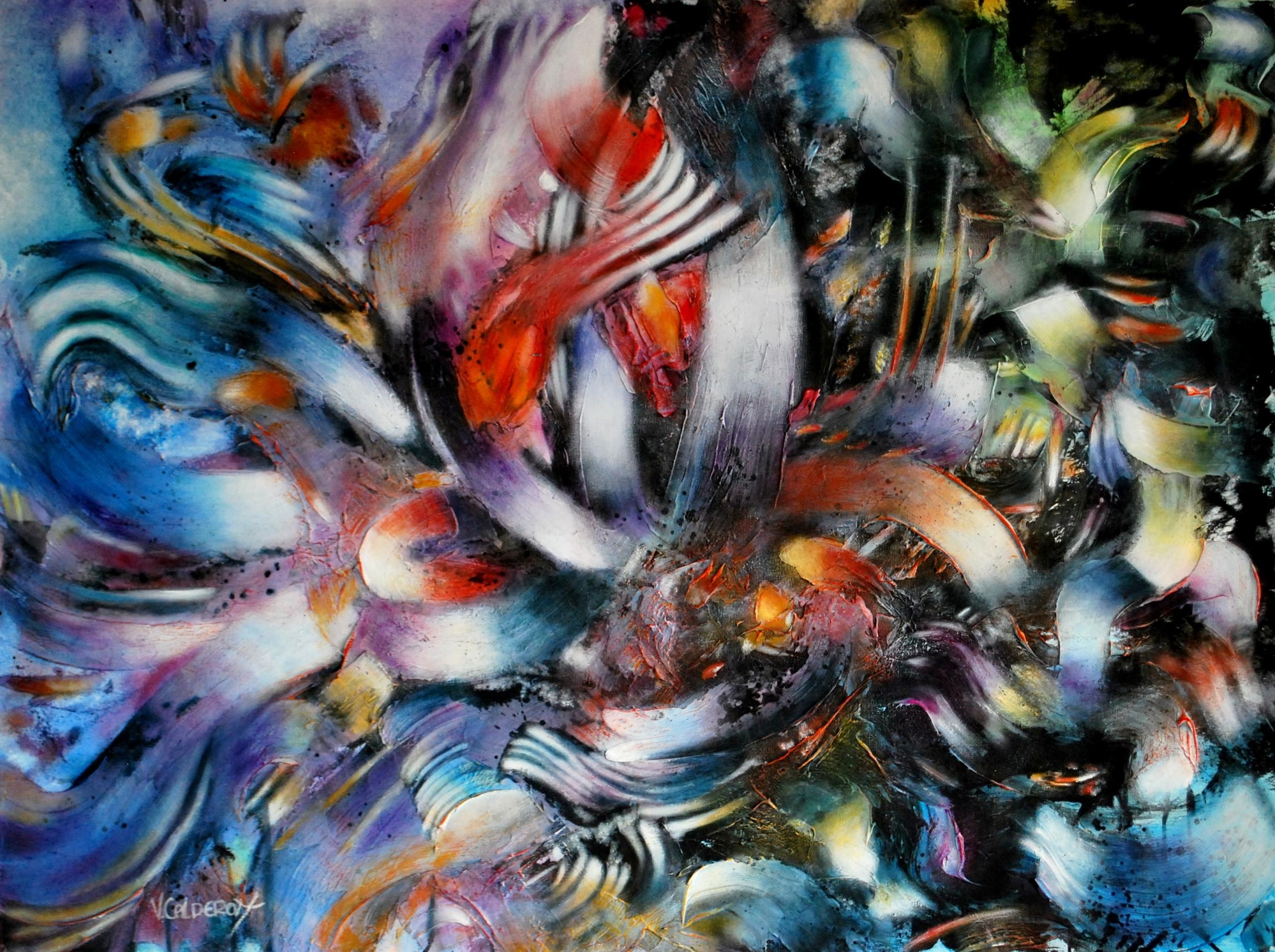"""""""Azahares que Estallan"""" by Vivian Calderón Bogoslavsky"""