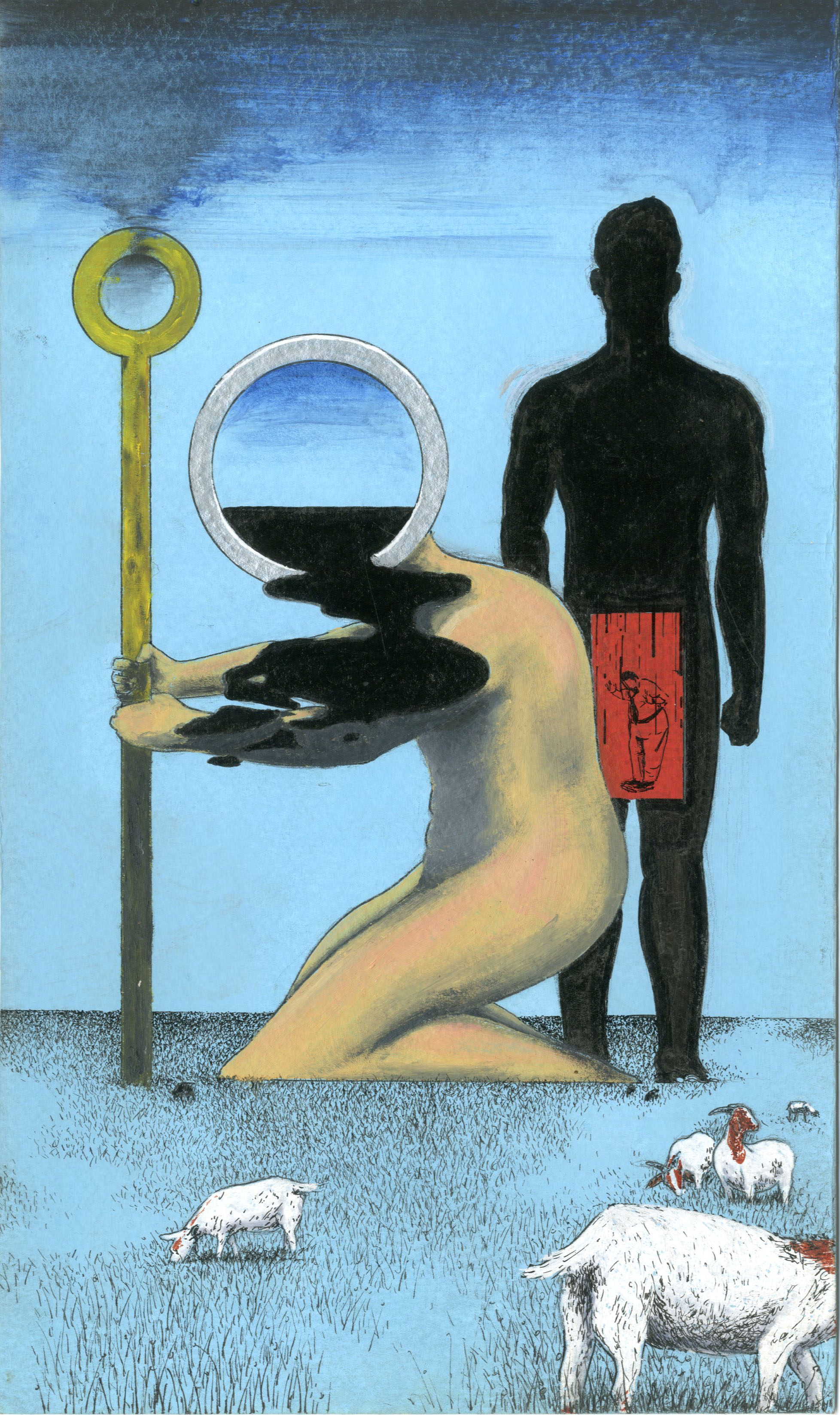 """""""In The Land of Gods and Perverts"""" by Ege Al'Bege"""