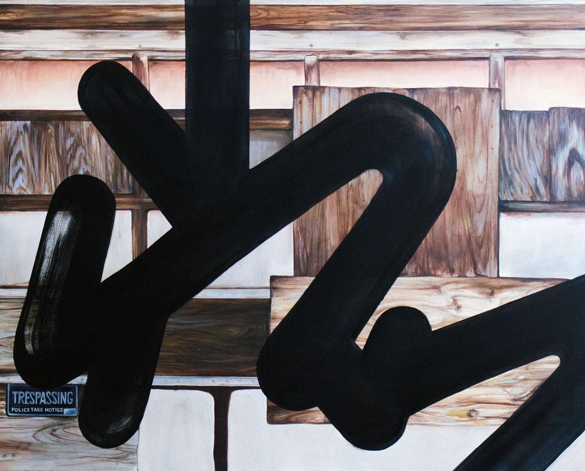"""Trangression of Modern Boundaries 1"" by Caris Fawcett"