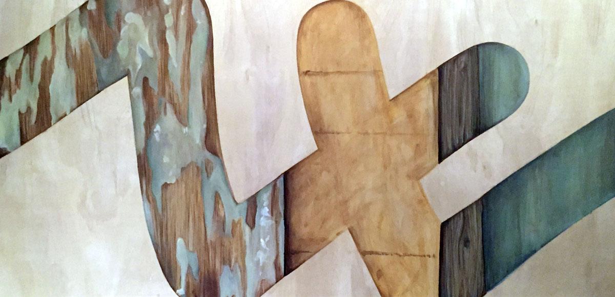 """Trangression of Modern Boundaries 2"" by Caris Fawcett"