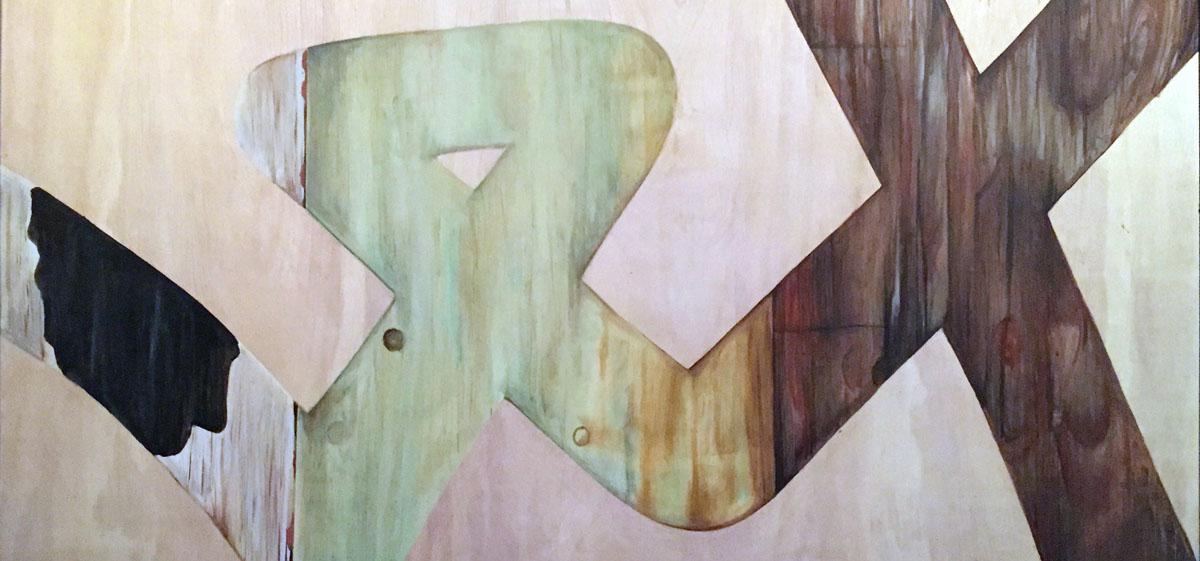 """Trangression of Modern Boundaries 3"" by Caris Fawcett"
