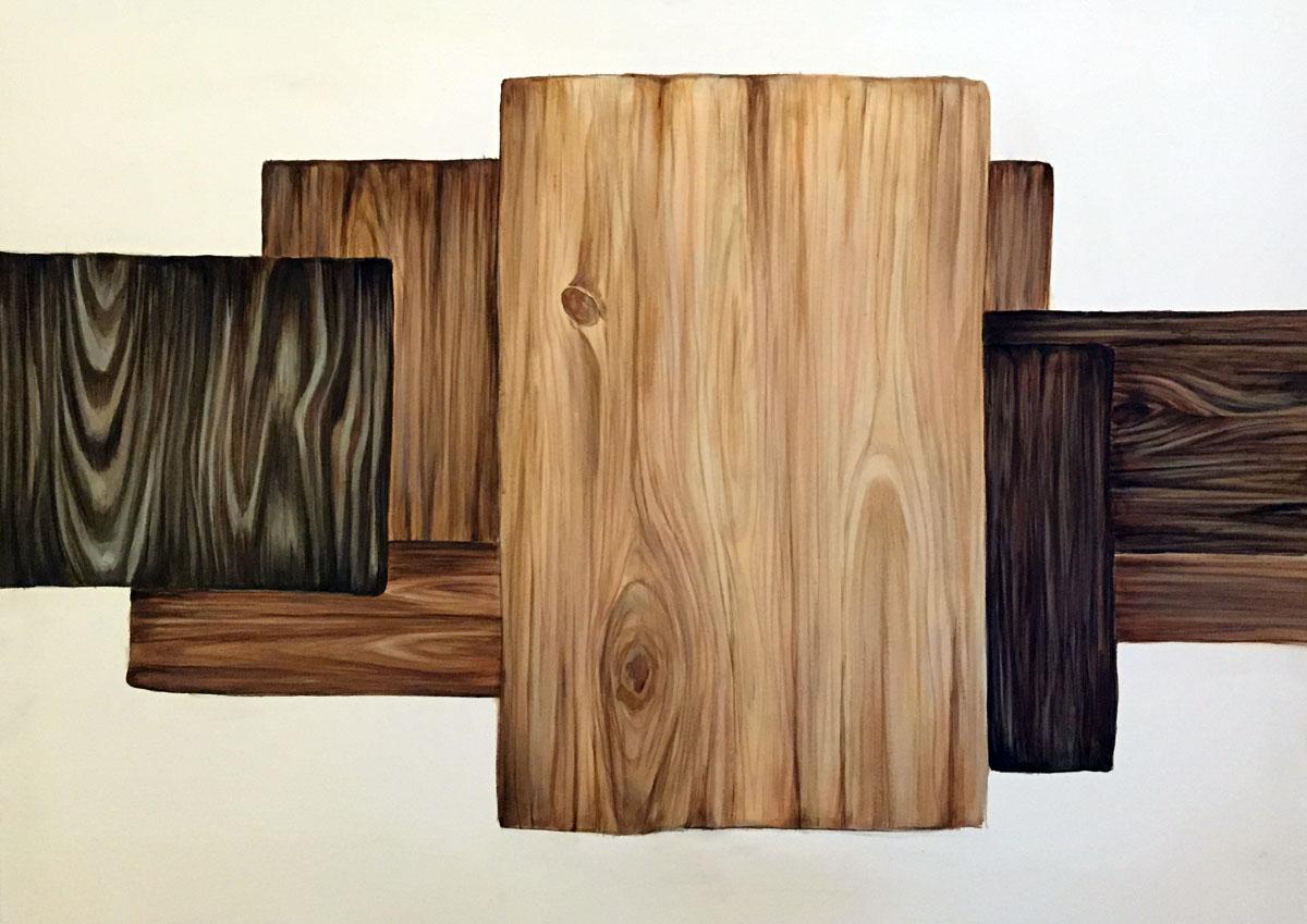 """Trangression of Modern Boundaries 4"" by Caris Fawcett"