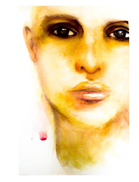 """Yellow"" by Jasmine Sanchez"