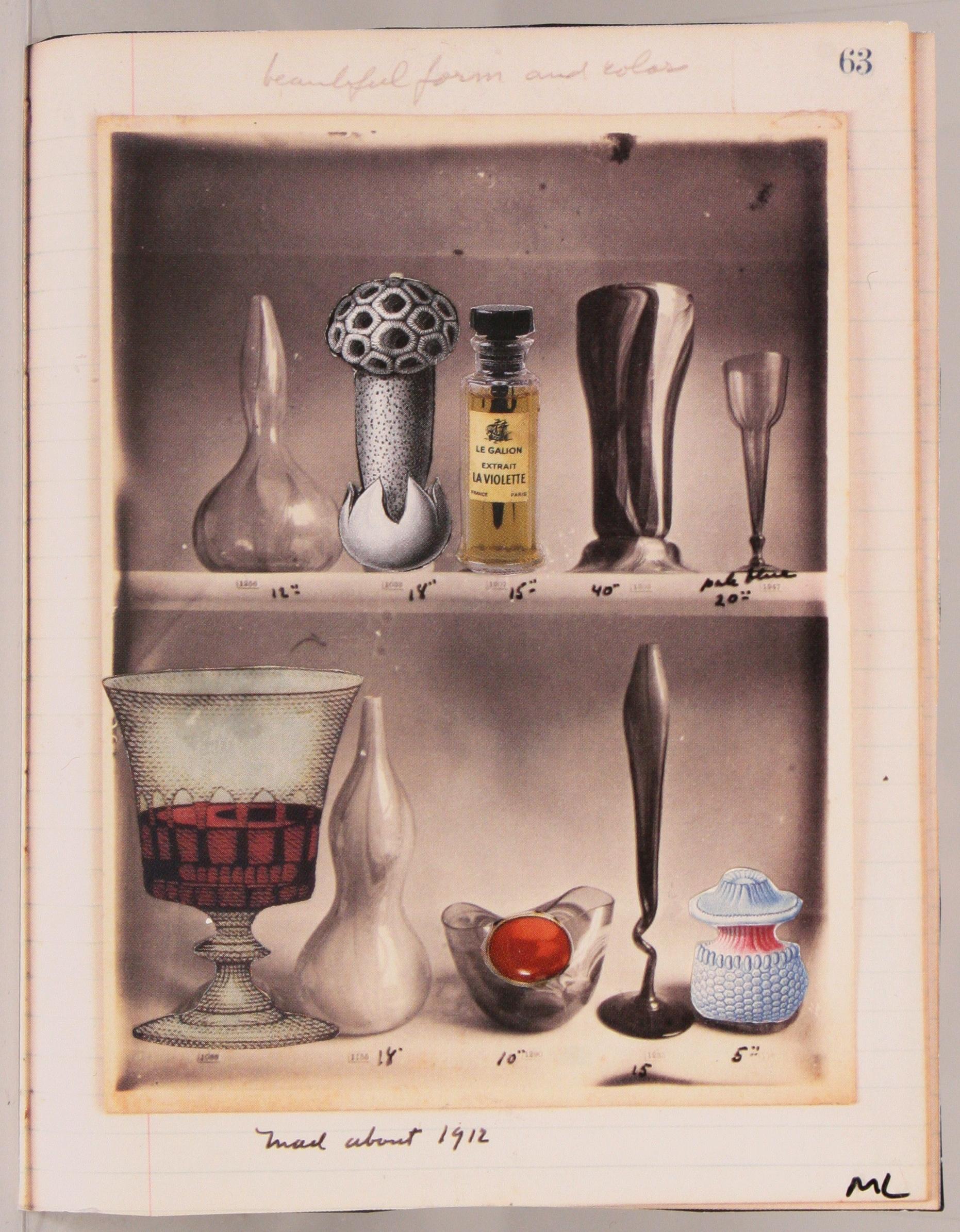 Medicine Cabinet #4 by Mara Lefebvre