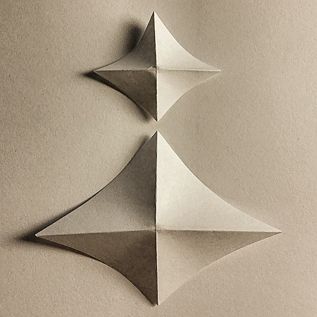 Folded Paper Project 156