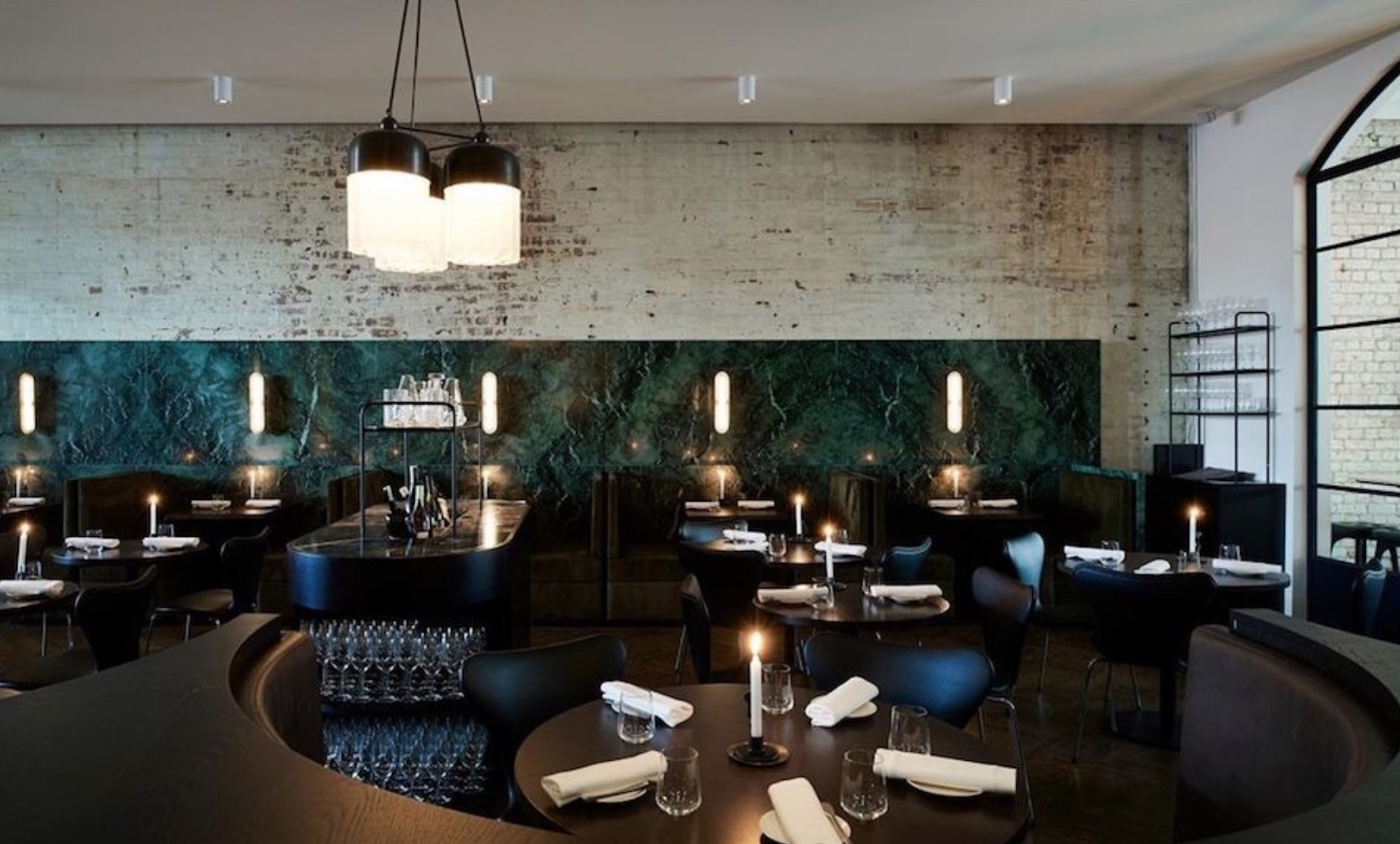 YOUNG CONCEPTS RESTAURANT AND LOUNGE PARTNERSHIP CONCEPTS