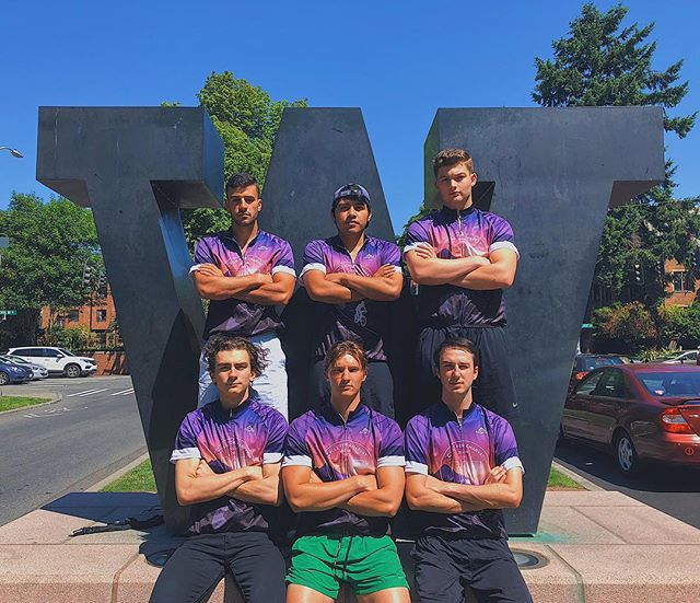 August 18th marks the beginning of our annual @cycle4charvat! Six of our brothers will be biking from Seattle to San Francisco in hopes of raising $20,000 for the Kyle Charvat Foundation which helps support college students diagnosed with cancer. Click on the link in our bio to learn more and donate!
