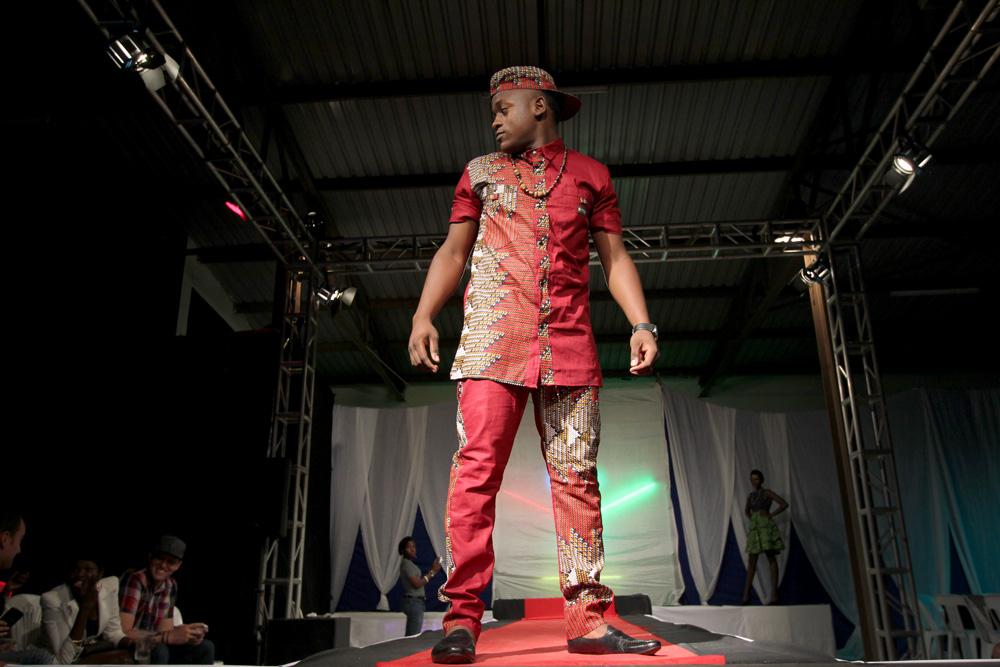 African men's kitenge fashion