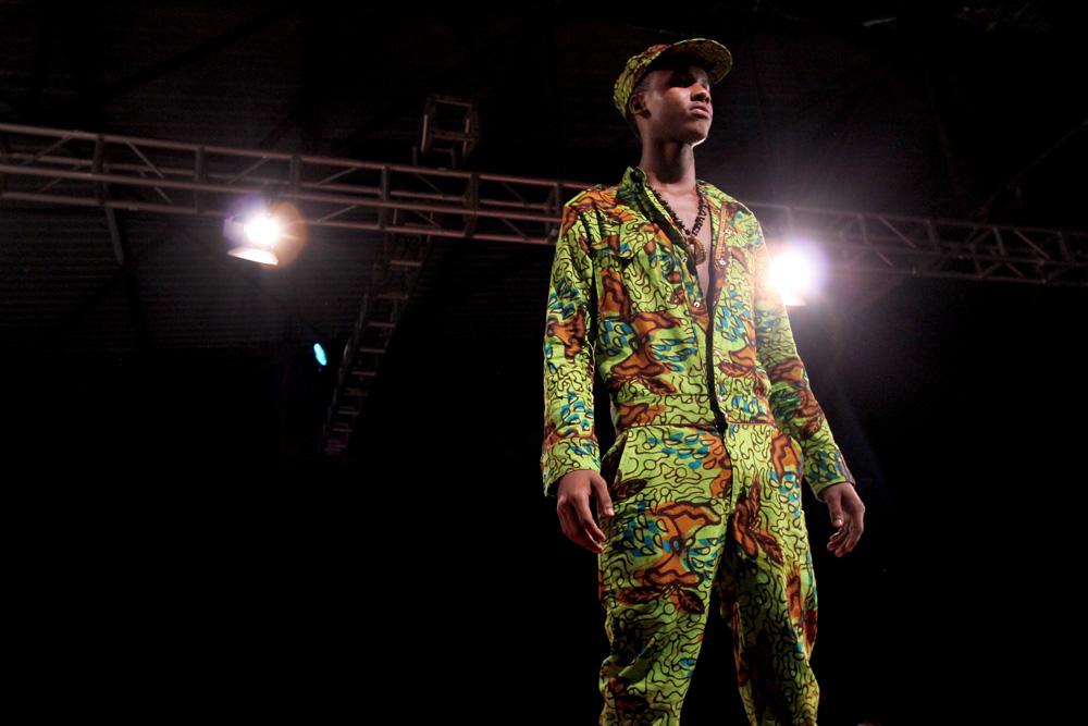 Men's African fashion