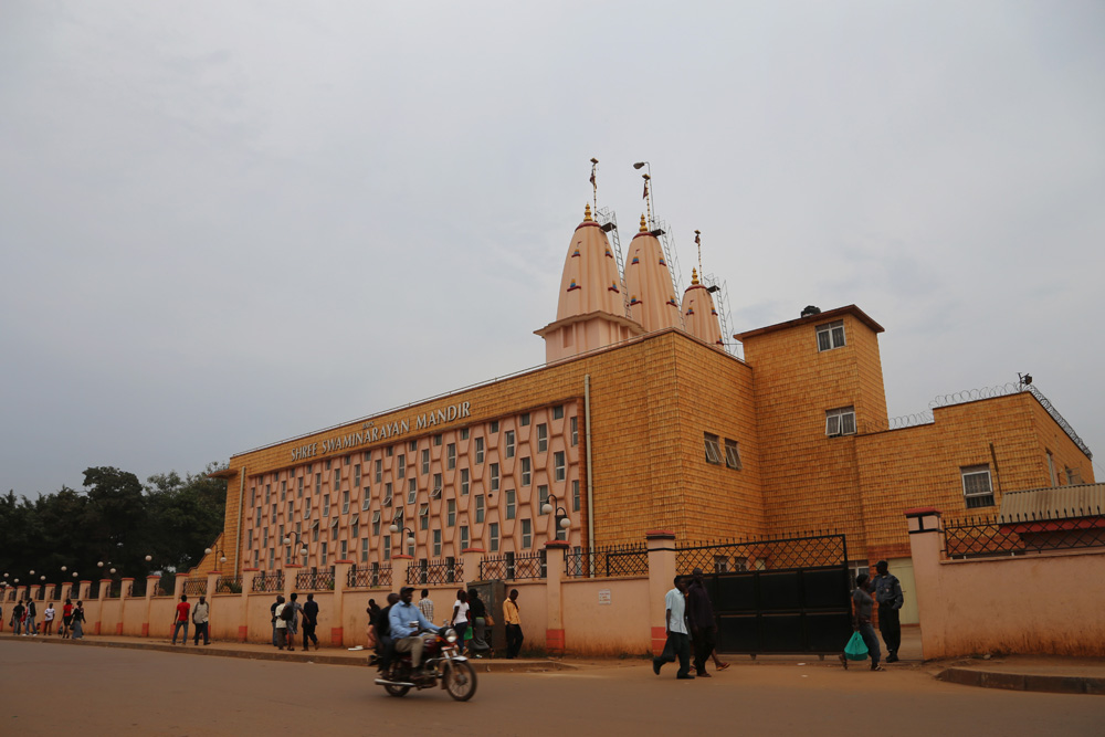 BAPS shree swaminarayan temple, Kampala
