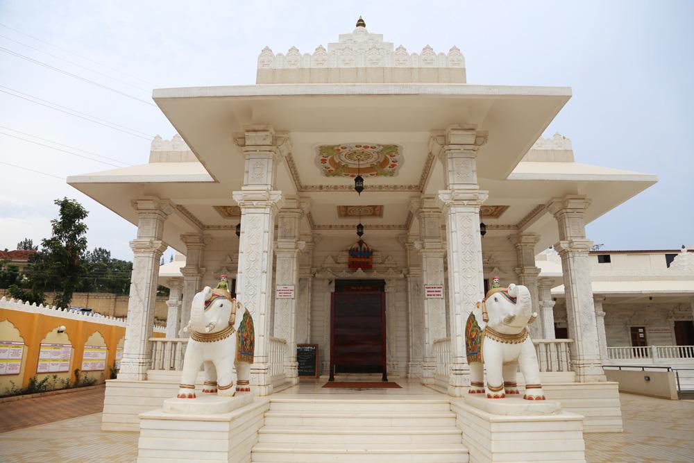 Jain temple, Kampala
