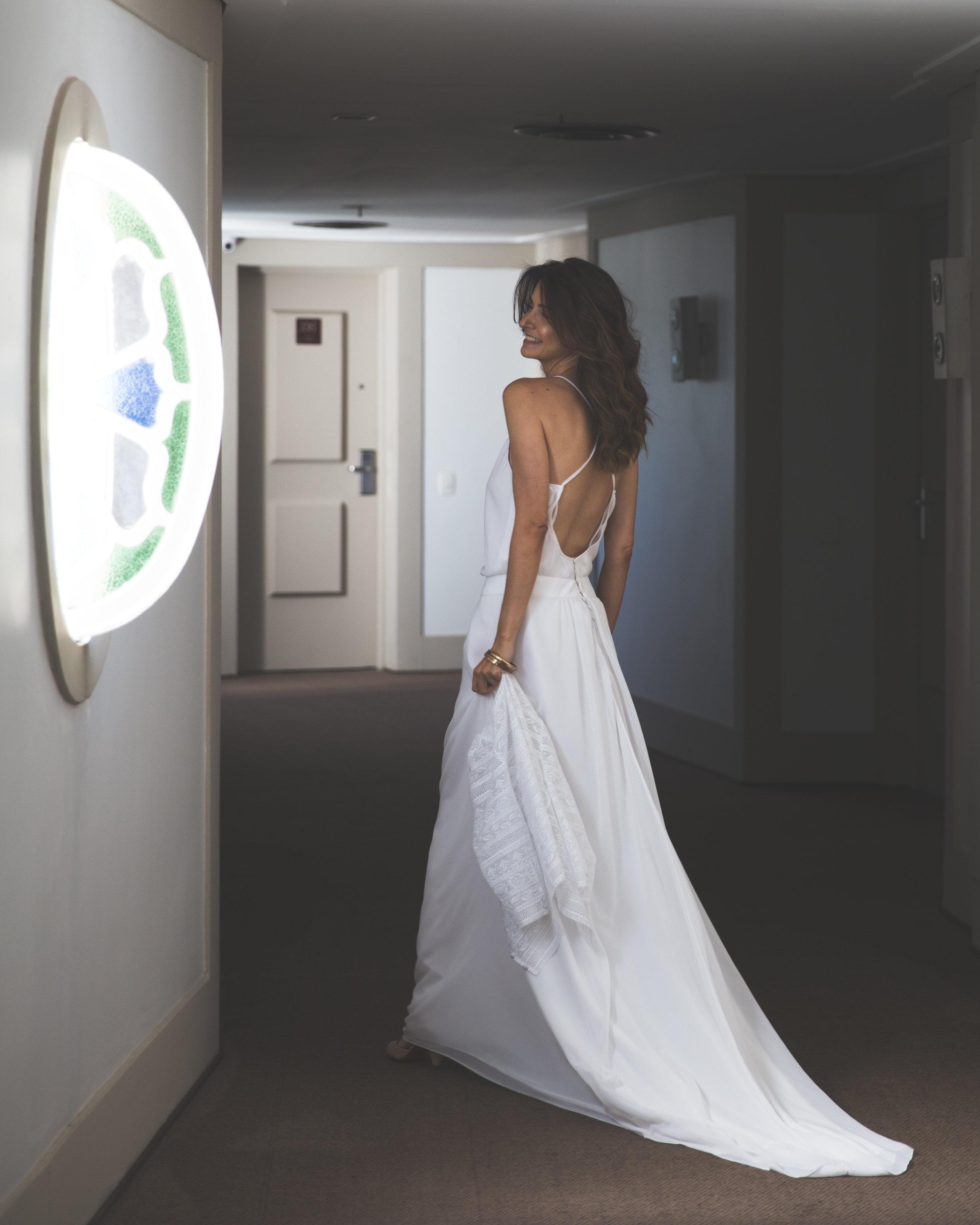 Vestido e Casaqueto Drummond . L'Appartement Atelier . Made in BH . Made in Brazil . Vestido de Noiva BH
