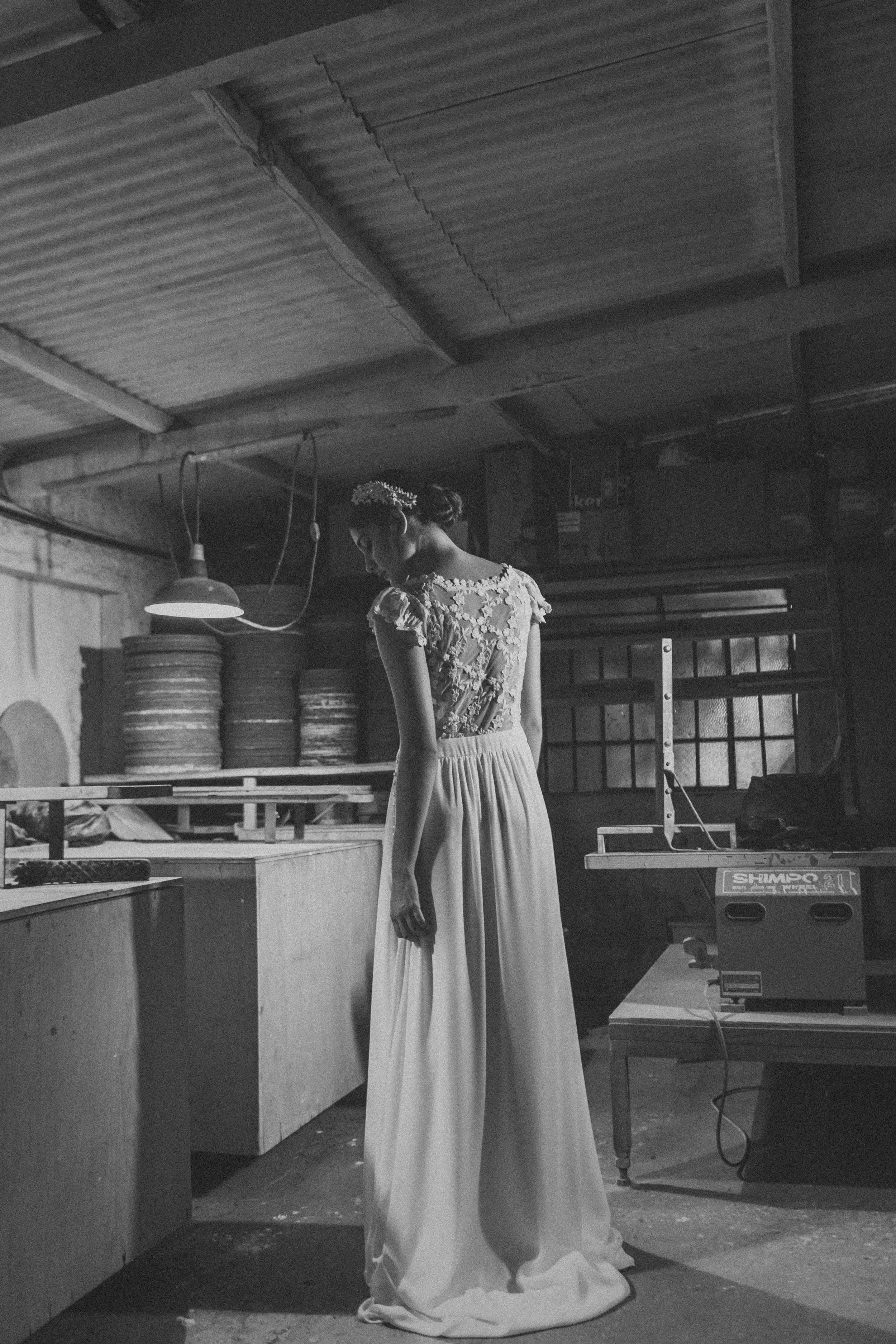 Vestido Woody . L'Appartement Atelier . Made in BH . Made in Brazil . Vestido de Noiva BH