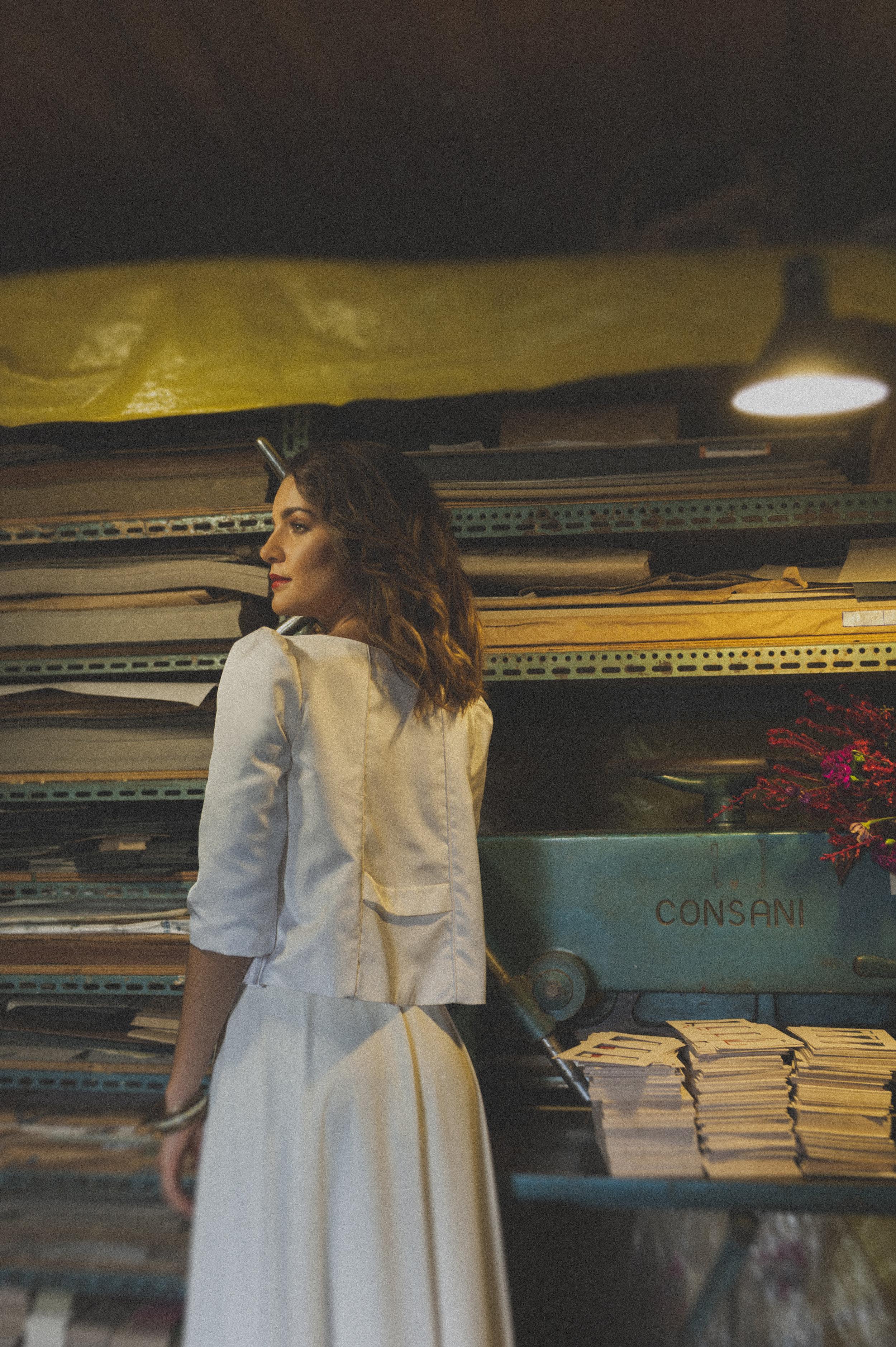 Vestido e casaqueto Kelly . L'Appartement Atelier . Made in Bh . Made in Brazil . Vestido de Noiva BH