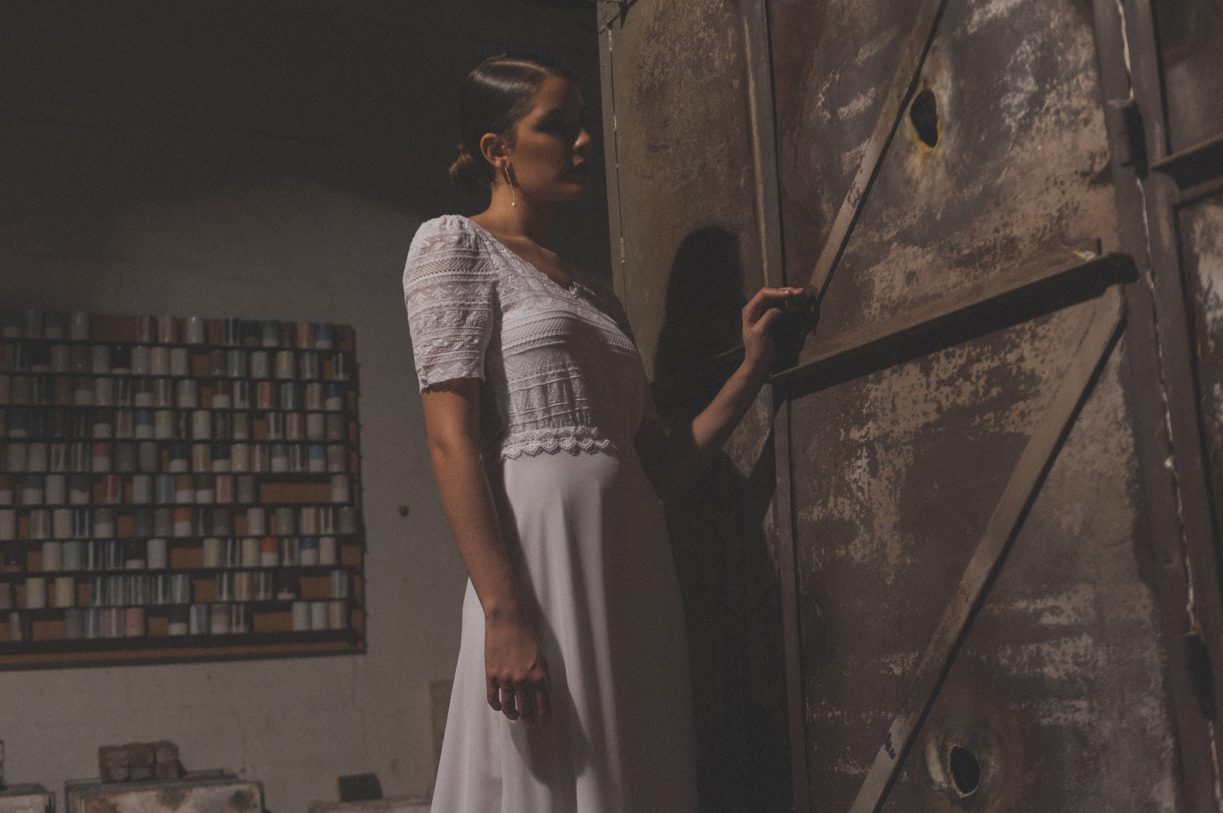 Vestido Paul . L'Appartement Atelier . made in BH . Made in Brazil . Vestido de Noiva BH . Locação Soalheiro Atelier . Foto Kika Antunes . Make Indianara Araujo