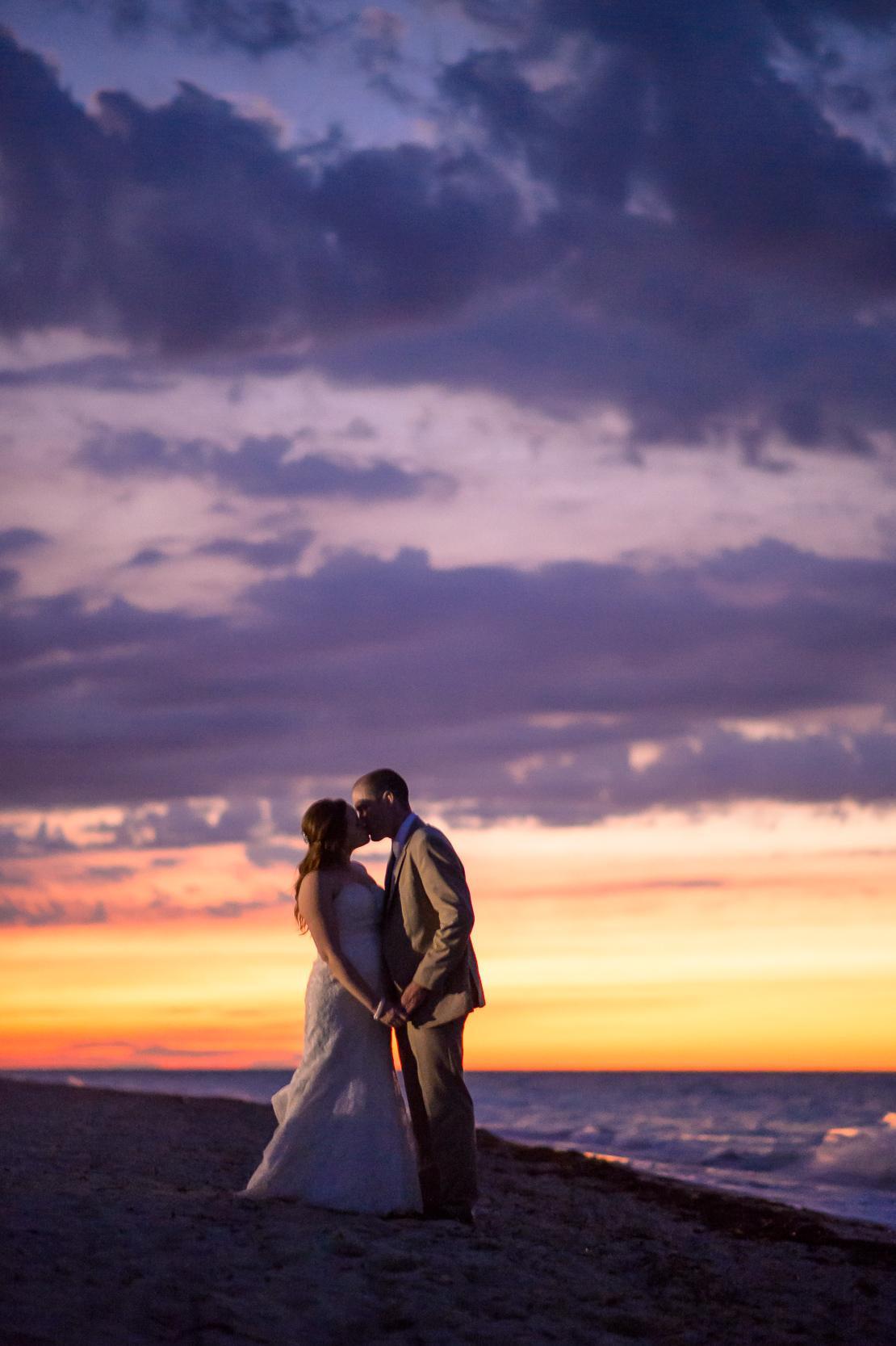 Eric and Annie-Claude's destination wedding in Varadero, Cuba.