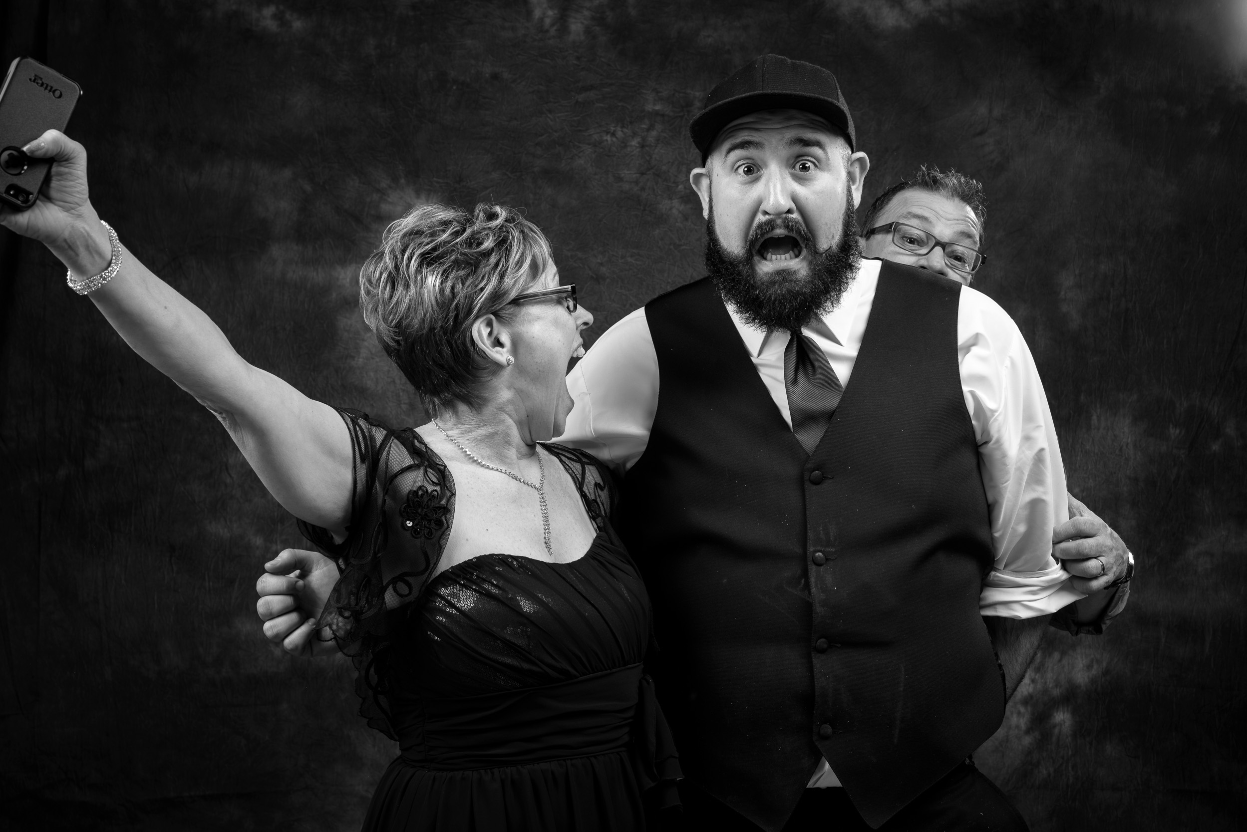 Nigel Fearon Photography | Zack and Jaylee's Photo Booth-16.jpg