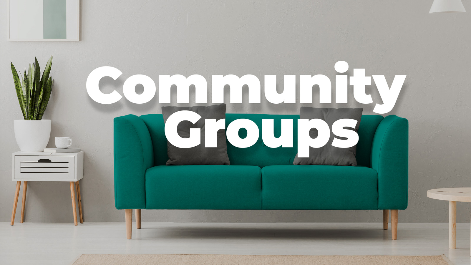 Get involved, experience gospel-centered friendships and true gospel community.   See the list of community groups →