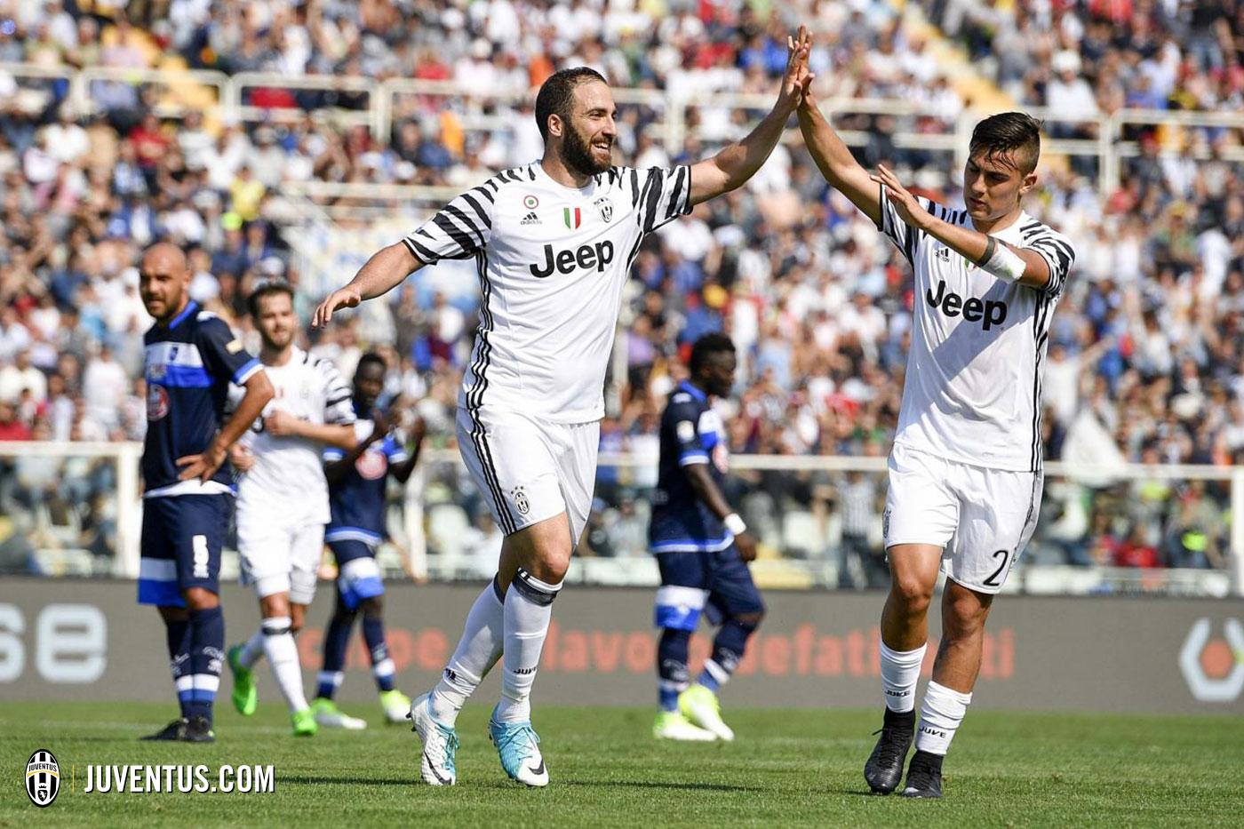 Taken from Juventus.com