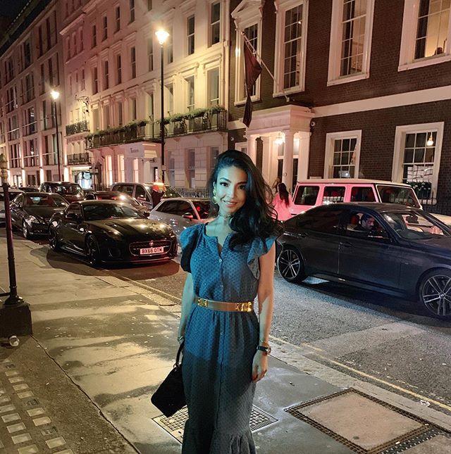 London nights 🌠