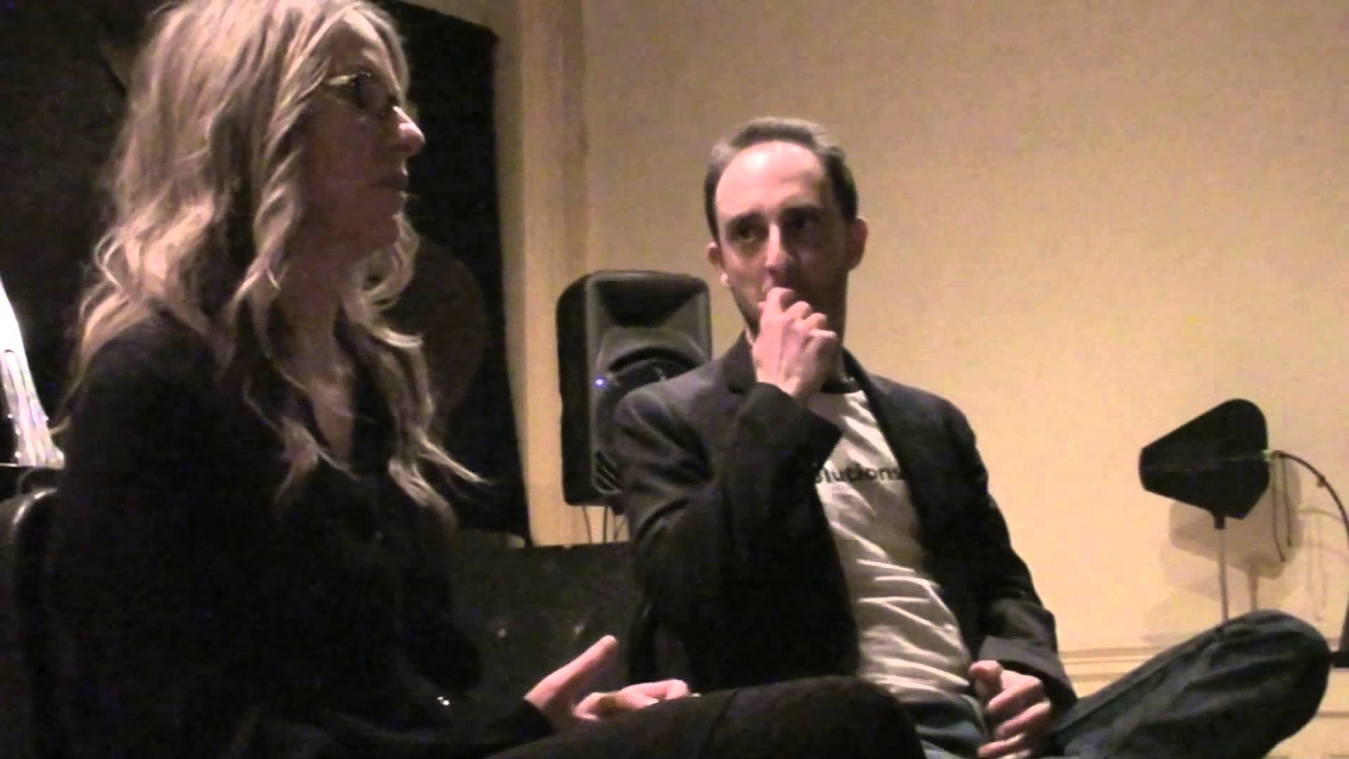 Pre-concert talk with Judah Adashi, Evolution Series, Baltimore 2014
