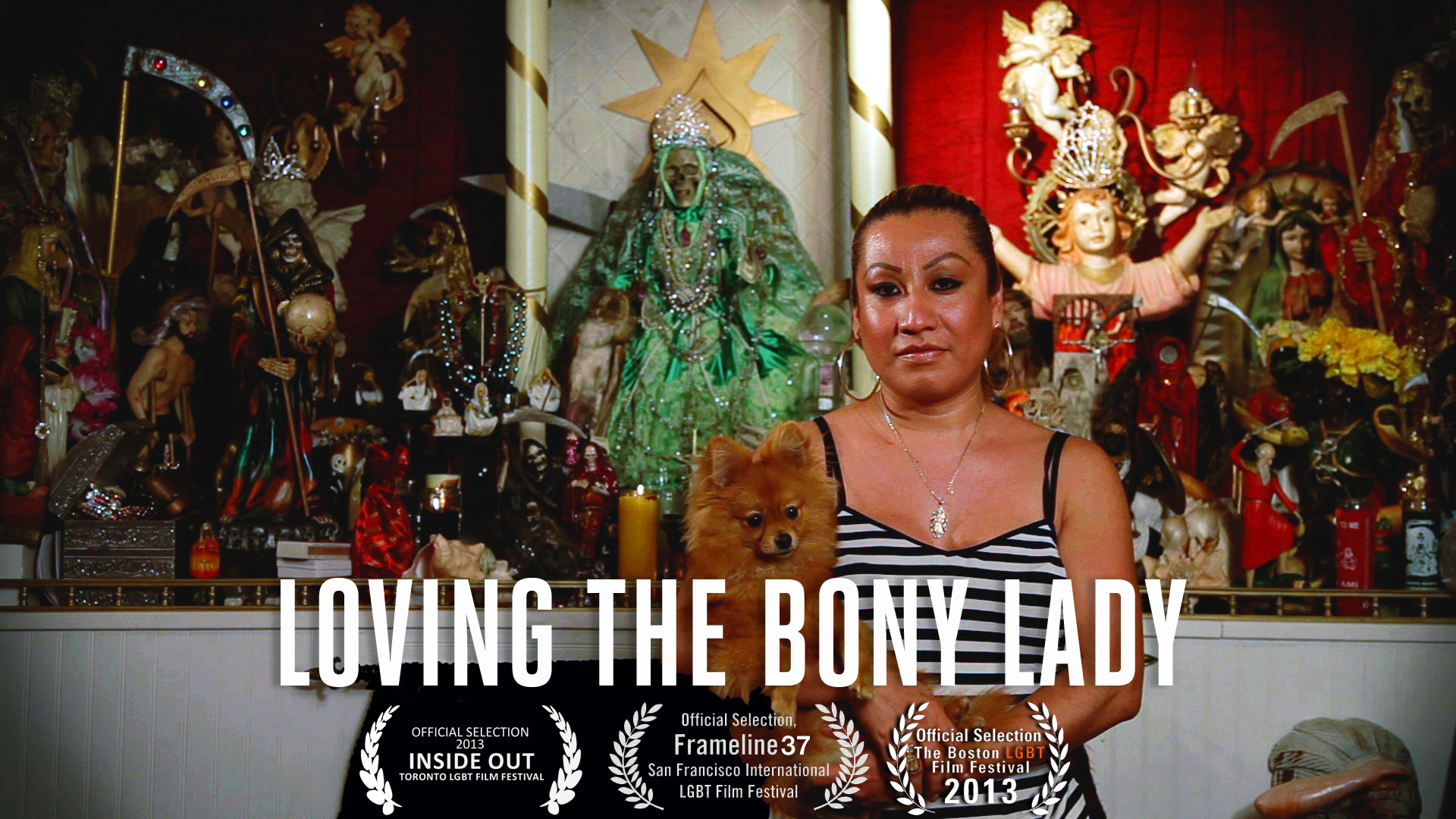 A documentary series about the religious life of NYC immigrants.   Learn more