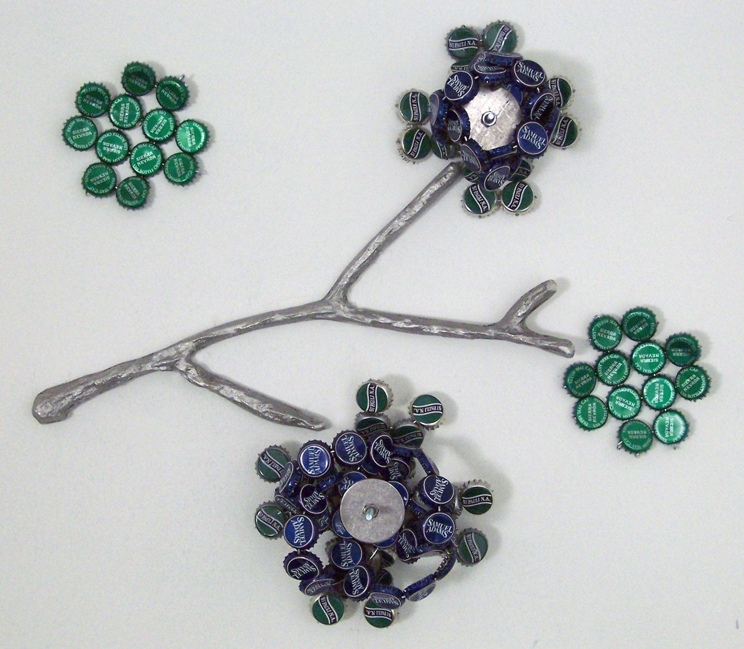 Flowers and Branches
