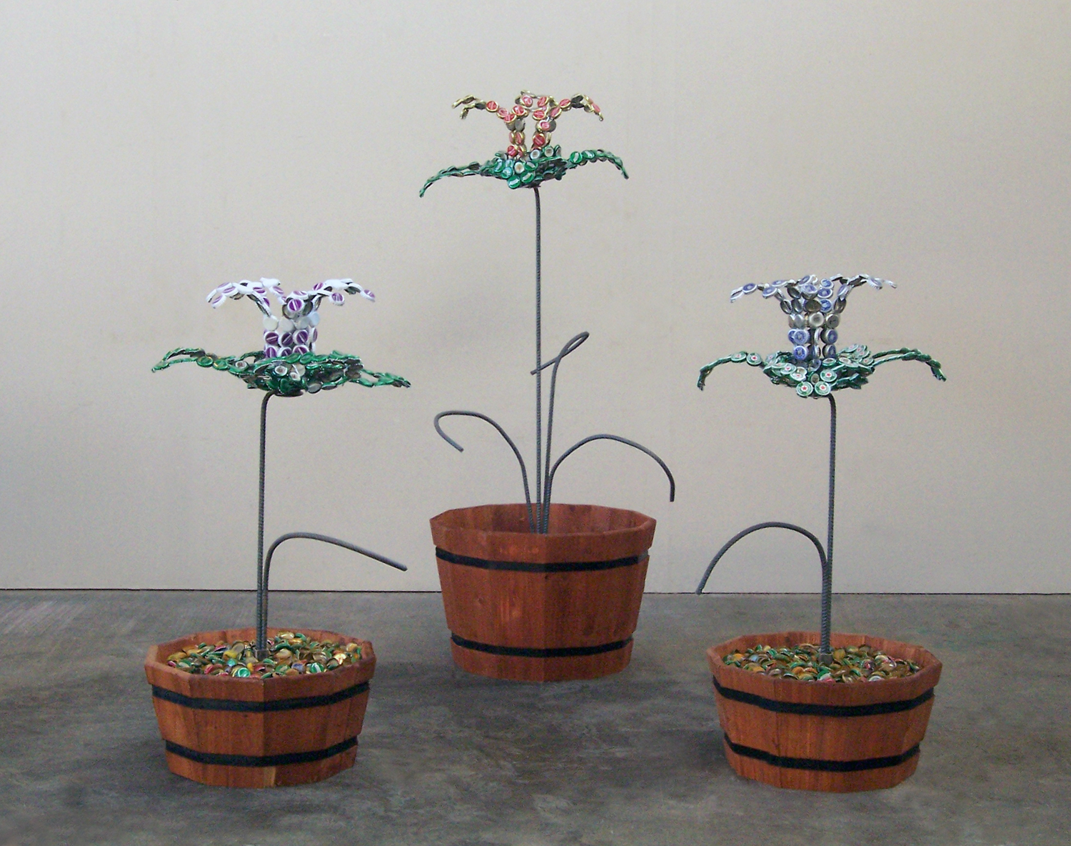 Potted Plants , 2011