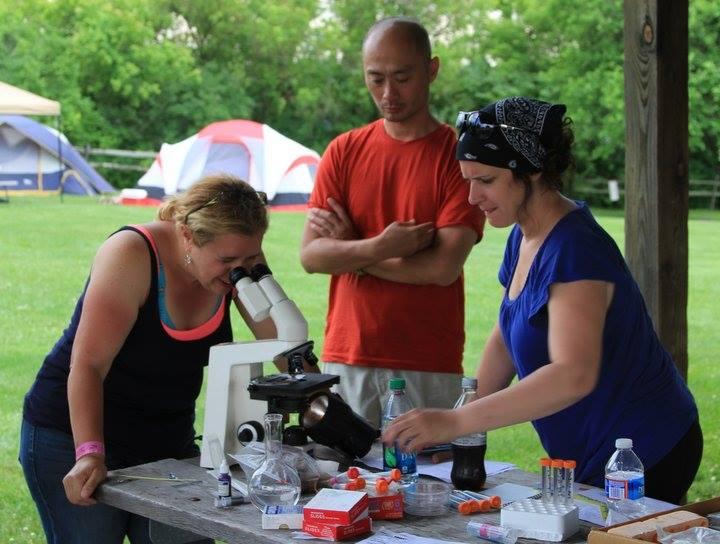 Research Diver Course, Dutch Springs, PA // Photo Credit: Allan Rios