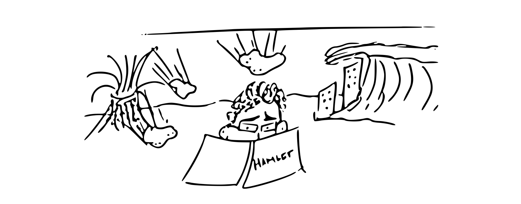Jons Hamlet Apocalypse