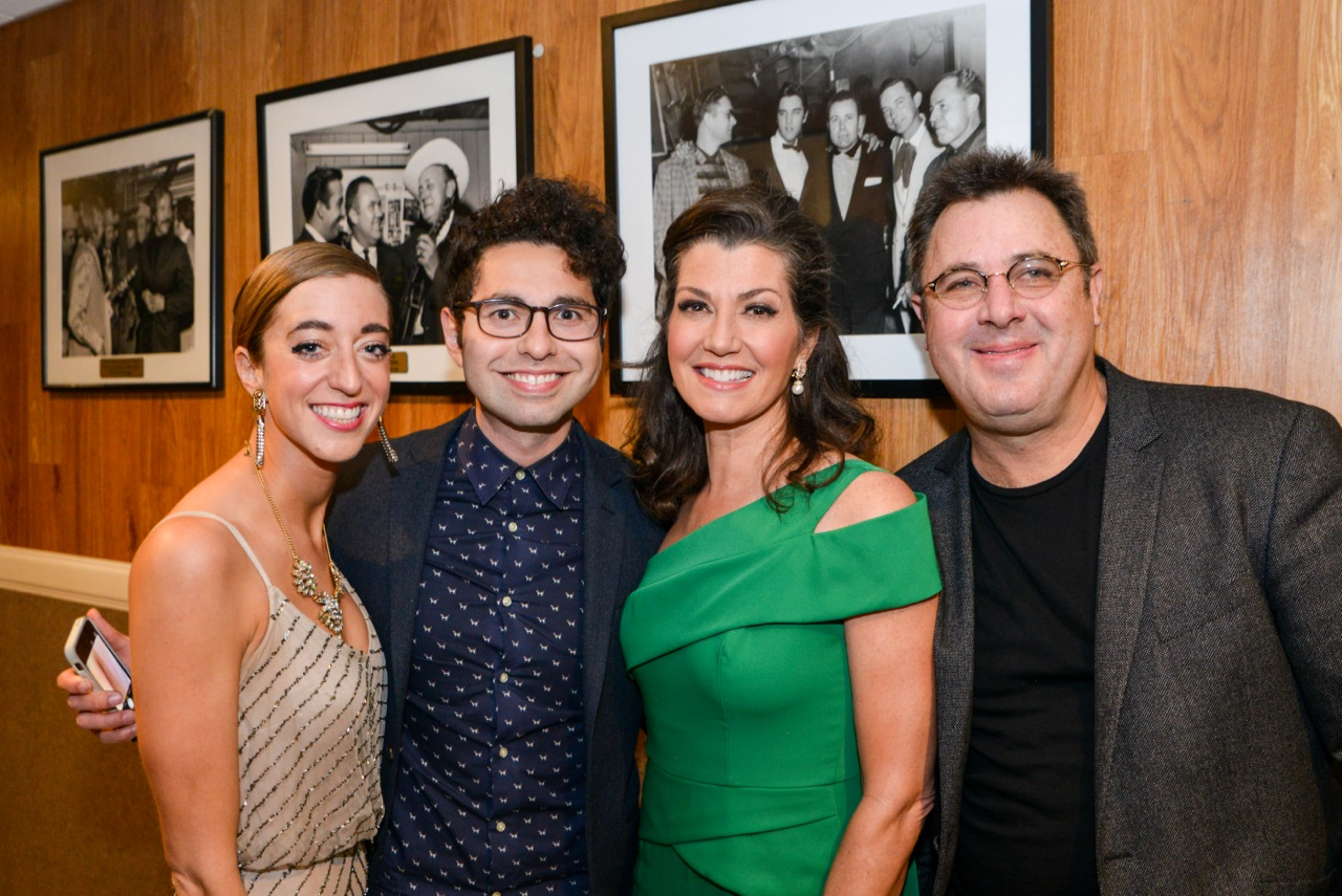 Amy Grant and Vince Gill's Christmas at